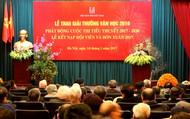 Suy nghĩ nhân mùa trao thưởng và kết nạp hội viên của Hội Nhà văn Việt Nam