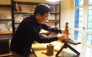 """NSND Vương Duy Biên: """"Tác phẩm là chia sẻ của nghệ sĩ với cuộc đời"""""""