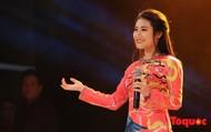 """Ca sĩ hot girl Huyền Thương """"Vì yêu mà đến"""" tự tin trong """"Vang mãi giai điệu Tổ Quốc 2018"""""""