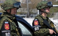 Nga đóng vai 'cảnh sát' tại biên giới Israel-Syria