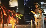 """Du khách Nhật hứng khởi với bảo tàng """"khách sạn khủng long"""""""