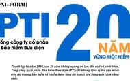 PTI 20 năm: Giữ vững một niềm tin