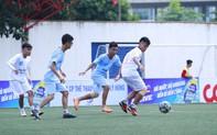 Tưng bừng khai mạc giải bóng đá học sinh THPT Hà Nội 2018