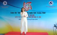 Tiếng hát hữu nghị Việt – Trung năm 2018