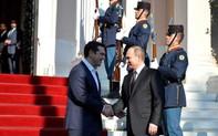 Tổng thống Putin trước đảo chiều hàng loạt Nga – Hi Lạp