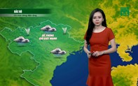 Dự báo thời tiết: Chiều tối nay miền Bắc chuyển mưa lạnh