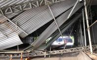 Xác định được tài xế trong sự cố hầm Thủ Thiêm: Tại sao xe tải vướng giàn giáo khi đã vượt qua 2 barie giới hạn?
