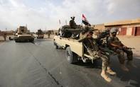 Syria, Iraq trước dàn trận quân sự Mỹ, Nga