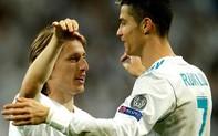 Luka Modric: Sự ra đi của Ronaldo thật đáng tiếc