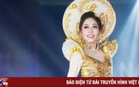 Việt Nam đứng thứ 2 trong Top 10 trang phục truyền thống đẹp nhất tại Miss Grand International 2018