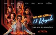 Phút kinh hoàng tại El Royale: Lại một phim hù dọa ra mắt mùa Halloween