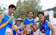 Lần đầu tiên tổ chức giải chạy Kizuna Ekiden tại Hà Nội
