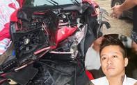 Tuấn Hưng lên tiếng về việc siêu xe 16 tỉ gặp tai nạn: Chỉ là chuyện nhỏ