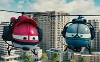 Siêu xe đại chiến: Phim hoạt hình dành cho các bé mùa Halloween