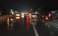 Tai nạn giao thông liên hoàn, nam công nhân trên đường đi đón vợ tử vong