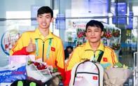 Trưởng đoàn Trần Đức Phấn: Các VĐV Việt Nam đã hoàn thành xuất sắc nhiệm vụ!