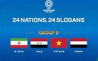 AFC phát động cuộc bình chọn slogan tại Asian Cup 2019: ĐT Việt Nam mở bình chọn 3 solgan