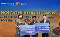 Bảo Việt Nhân thọ chi trả 8,4 tỷ cho khách hàng