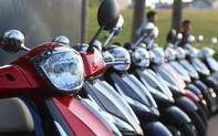 Sức mua trên thị trường xe máy 9 tháng đầu năm vẫn tăng