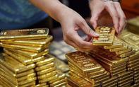 Giá vàng tiếp tục tăng vọt