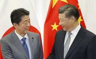 Trung-Nhật: Khoảng lặng giữa thời biến động