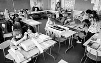 Biến đổi thần kỳ máy tính trong trường học suốt hơn nửa thế kỷ qua