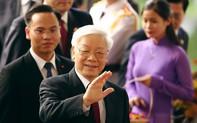 """Tổng Bí thư Nguyễn Phú Trọng đảm nhiệm chức vụ Chủ tịch nước: Củng cố thêm niềm tin của nhân dân vào công cuộc  """"bài trừ"""" tham nhũng"""