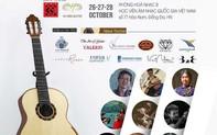 Liên hoan Guitar Quốc tế Alma Hà Nội lần thứ 2 quy tụ thí sinh đến từ nhiều quốc gia
