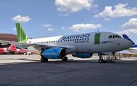"""Hé lộ hình ảnh """"siêu hot"""" của máy bay Bamboo Airways"""