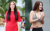 Giật mình khi Hoa hậu Mai Phương Thuý tăng cân mất kiểm soát
