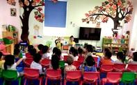 Giáo dục mầm non Hà Nội: Xóa 100% phòng học nhờ, học tạm, phòng học cấp 4