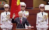 Tổng Bí thư Nguyễn Phú Trọng chính thức đảm nhận trọng trách Chủ tịch nước