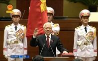 Toàn bộ lễ tuyên thệ nhậm chức của Chủ tịch nước Cộng hòa Xã hội Chủ nghĩa Việt Nam