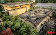 Vì sao trạm xử lý nước thải xã Tân Triều bỏ hoang gần 10 năm nay ?