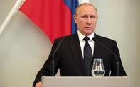 """""""Nóng mặt"""" Ukraine: Tổng thống Putin mạnh tay tung đòn"""