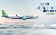 Bamboo Airways tyển dụng phi công vị trí cơ trưởng và cơ phó