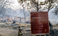 Phim trường hơn 90 năm của Hollywood bị lửa thiêu rụi trong vụ cháy rừng khủng khiếp ở California