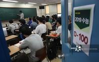 """Hàn Quốc yêu cầu tất cả phải trong chế độ """"im lặng"""" để thi Nghe tiếng Anh"""
