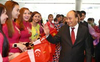 Thủ tướng khai trương sự kiện đặc biệt quảng bá hàng Việt Nam tại Singapore