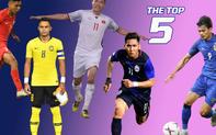 """Fox sports """"gọi tên"""" Nguyễn Anh Đức trong top 5 cầu thủ ấn tượng nhất trận ra quân tại AFF Cup"""
