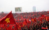 """""""Treo thưởng"""" khủng cho bài hát hay nhất cổ động bóng đá Việt Nam"""
