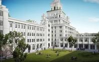 """Động thổ xây dựng VinUni: Kỳ vọng sẽ trở thành một """"thành phố đại học"""""""
