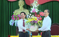 Nhân sự mới hai tỉnh Thái Bình, Đồng Tháp