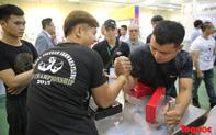 Sôi động ngày khai mạc Triển lãm quốc tế Thiết bị và Sản phẩm thể thao Việt Nam, VietNam sport show 2018