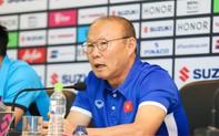 """Nghi vấn Malaysia cầu hòa, HLV Park Hang-seo cho rằng: """"Không chắc HLV Malaysia đã hài lòng với 1 điểm"""""""