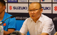 """HLV Park Hang-seo: """"Kết hợp của Quang Hải và Xuân Trường ở giữa sân là điều tuyệt vời"""""""