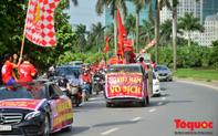 """Trận đấu Việt Nam - Malaysia: 2.000 nhân viên tăng cường an ninh cho """"chảo lửa"""" Mỹ Đình"""
