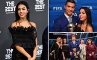 Bạn gái Cristiano Ronaldo đang tìm váy cưới sau khi được chân sút số 1 thế giới ngỏ lời