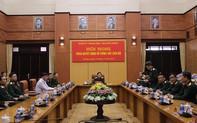Công bố quyết định của Chủ tịch nước, Thủ tướng về nhân sự
