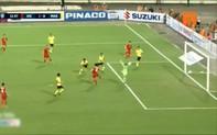 Cùng ngắm bàn thắng mở tỷ số của Công Phượng trong trận gặp ĐT Malaysia